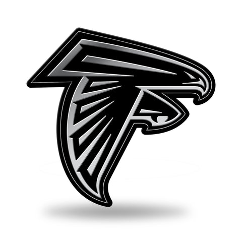 Atlanta Falcons Logo 3D Chrome Auto Emblem NEW!! Truck or Car! Rico NCAA