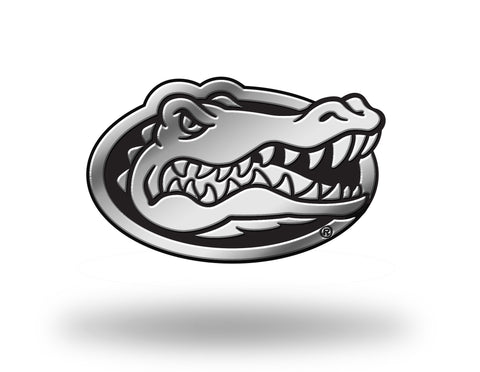 Florida Gators Logo 3D Chrome Auto Emblem NEW!! Truck or Car! Rico NCAA