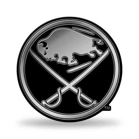 Buffalo Sabres Logo 3D Chrome Decal Sticker NEW Truck Car Rico