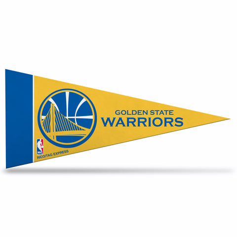Golden State Warriors Mini Pennants 8 pack NEW! Free Shipping