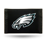 Philadelphia Eagles Nylon Trifold Wallet NEW! NFL