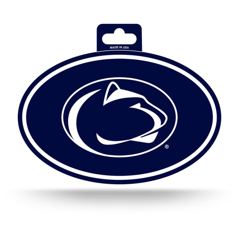 Penn State Nittany Lions Oval Decal Full Color Sticker NEW!! 3 x 5 Inches Free Shipping