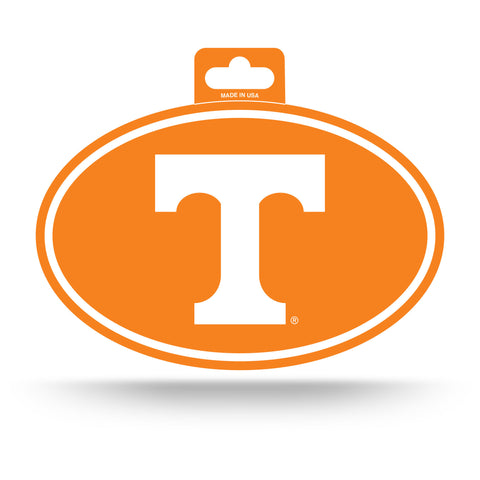 Tennessee Volunteers Oval Decal Full Color Sticker NEW!! 3 x 5 Inches Free Shipping