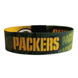 Green Bay Packers Stretch Bracelet Free Shipping! Green Gold
