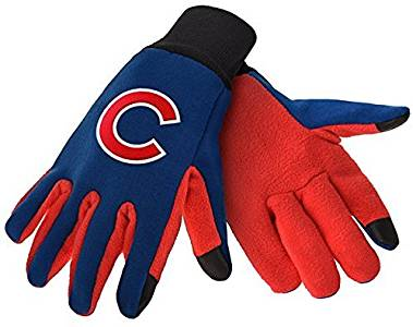 Chicago Cubs Texting Gloves NEW!