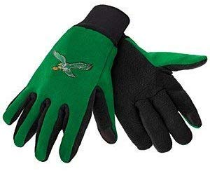 Philadlphia Eagles Retro Logo Texting Gloves NEW!