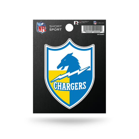 "Los Angeles Chargers 3"" x 2"" Retro Die-Cut Decal Window, Car or Laptop!Free Ship"