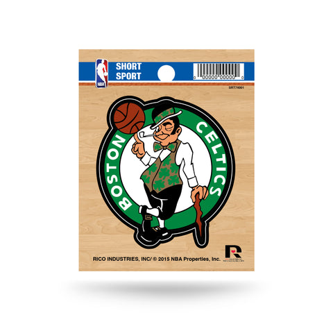 "Boston Celtics 3"" x 3"" Die-Cut Decal Window, Car or Laptop!"