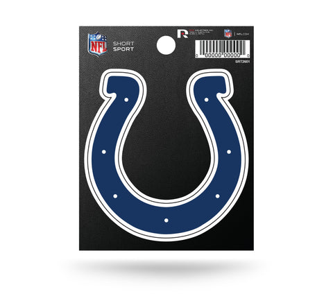 "Indianapolis Colts 3"" x 3"" Die-Cut Decal Window, Car or Laptop!"