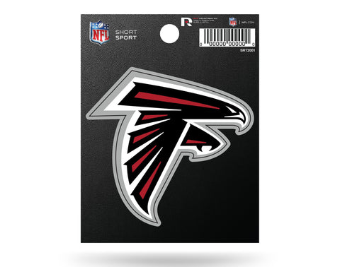"Atlanta Falcons 3"" x 3"" Die-Cut Decal Window, Car or Laptop!"