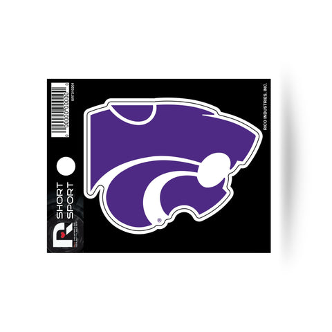 "Kansas State Wildcats 3"" x 2"" Die-Cut Decal Window, Car or Laptop!"