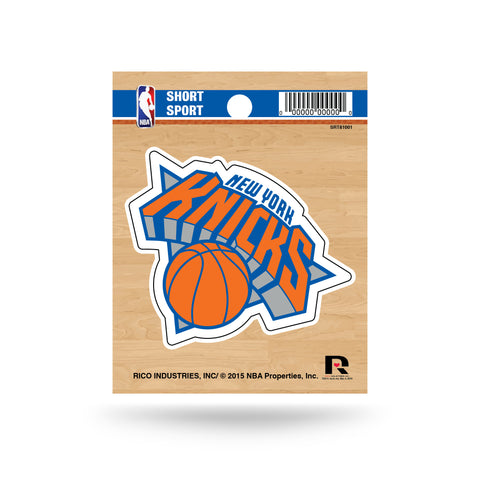 "New York Knicks 3"" x 3"" Die-Cut Decal Window, Car or Laptop!"