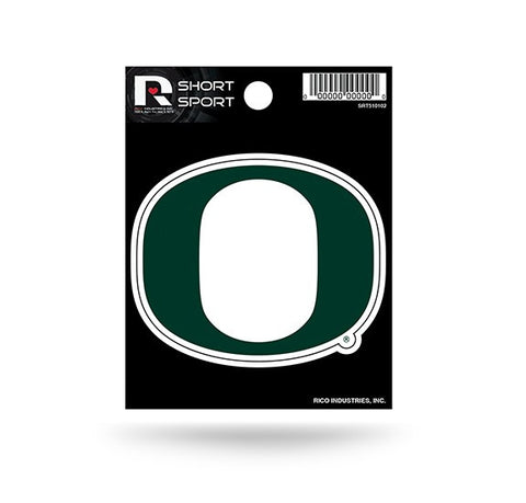 "Oregon Ducks 3"" x 3"" Die-Cut Decal Window, Car or Laptop!"