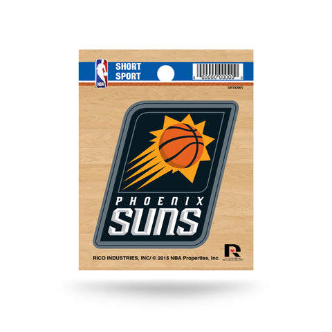 "Phoenix Suns 3"" x 2"" Die-Cut Decal NEW!! MLB Car or Laptop"