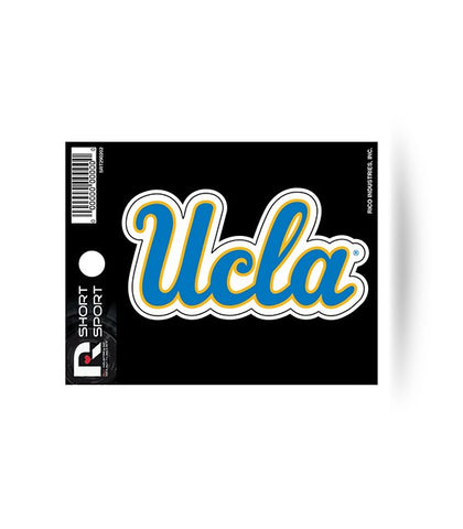 "UCLA Bruins 3"" x 2"" Die-Cut Decal Window, Car or Laptop!"