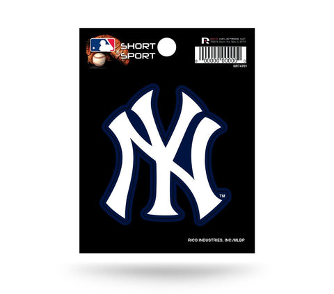 "New York Yankees 3"" x 3"" Die-Cut Decal Window, Car or Laptop!"