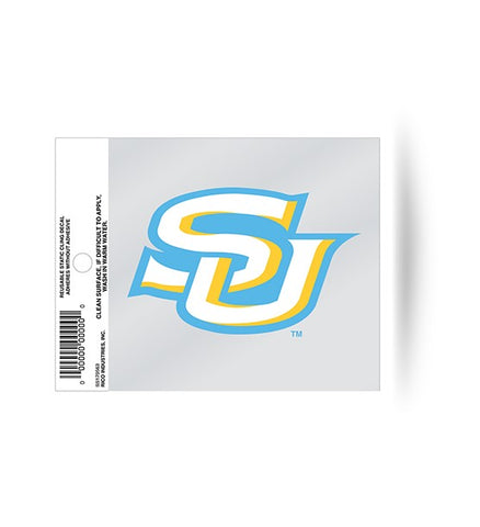 Southern Jaguars Logo Static Cling Sticker NEW!! Window or Car! NCAA
