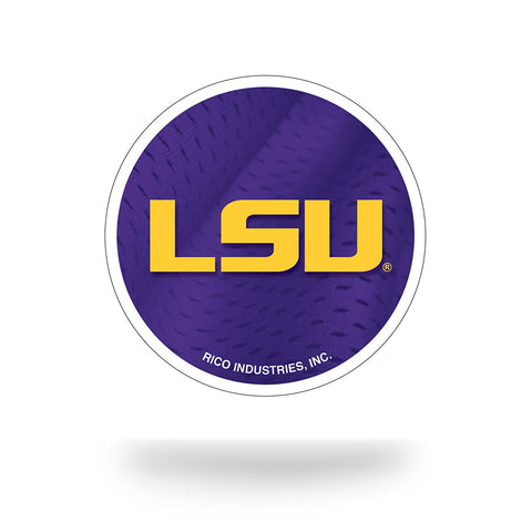 LSU Tigers Peel and Stick Tattoo Temporary NEW!! Free Shipping