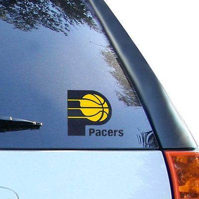Indiana Pacers Logo Static Cling Sticker NEW!! Window or Car! NBA