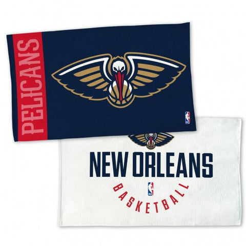 New Orleans Pelicans Official Locker Room Towel Free shipping!! 22x42 Inches