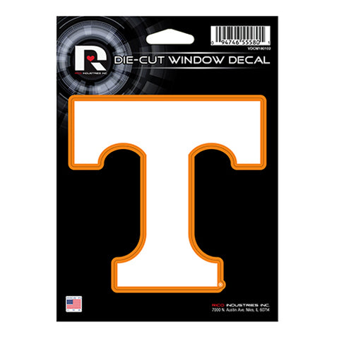 Tennessee Volunteers Die Cut Decal NEW!! 4 X 5 Window, Car or Laptop!