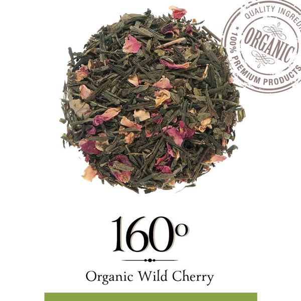 ethical organic green sencha tea