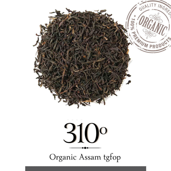 Organic Assam TGFOP Black Tea