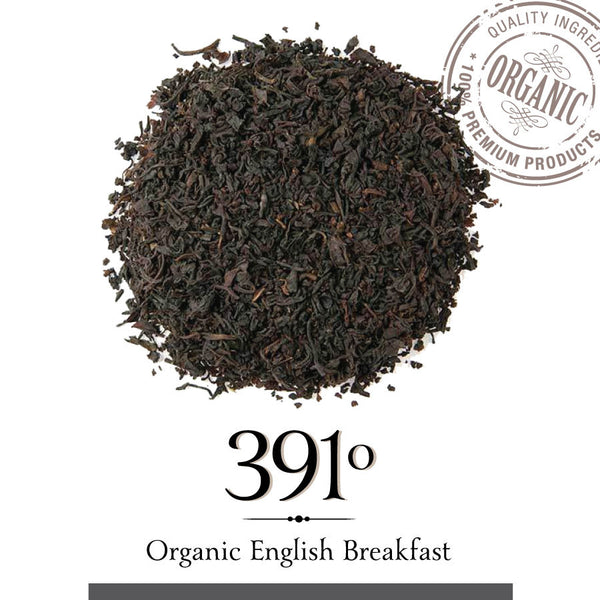 391 Organic English Breakfast