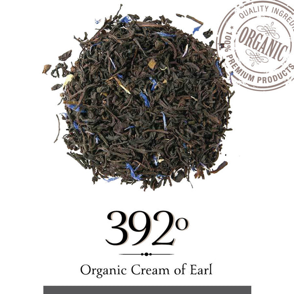 392 Organic Cream of Earl Grey