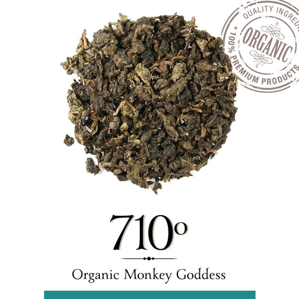 710 ORGANIC MONKEY GODDESS OOLONG