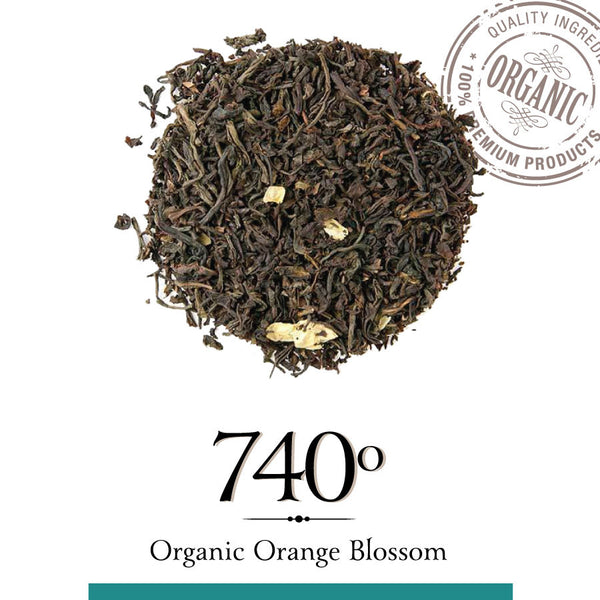 740 ORGANIC ORANGE BLOSSOM