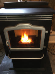 Sold - Harman P61 Wood Pellet Stove -  61K BTUs
