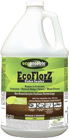 EcoFlorZ Color Sealer
