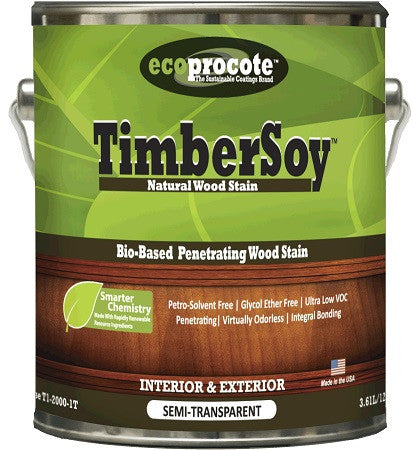 TimberSoy Natural Wood Stain