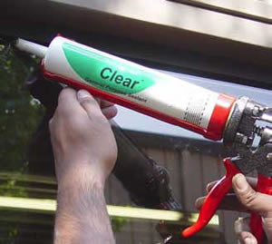 Clear General Purpose Sealant
