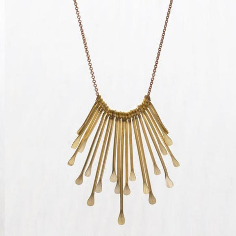 Rain Goddess Necklace - Long