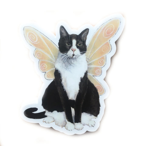Fairy Cat Sticker