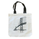 Bay Bridge Sketch Tote