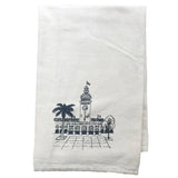 Ferry Building Tea Towel