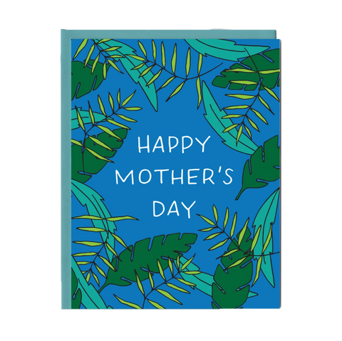 Foliage Mother's Day Greeting Card