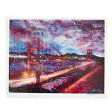 GGB at Night Print