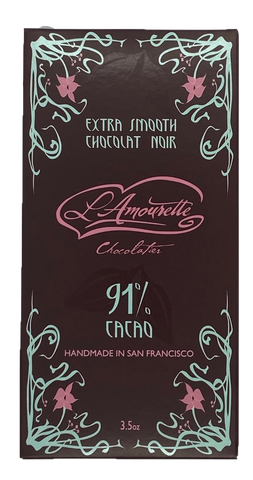 91% Dark Chocolate Extra Smooth