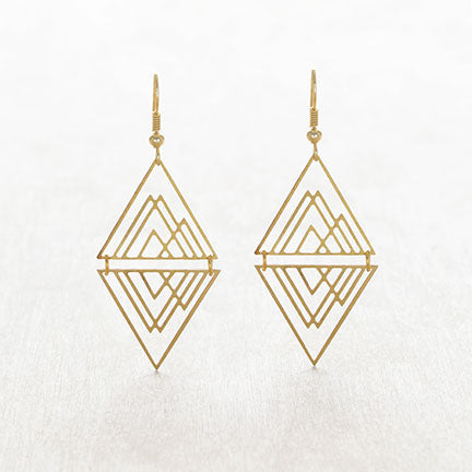 Reflection Earrings