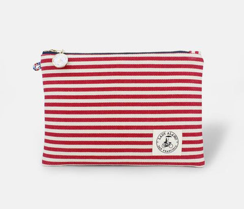 Miss Zip Clutch Pouch