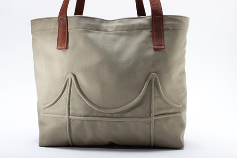 Corded Golden Gate Bridge Tote