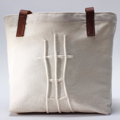 Corded Sutro Tower Tote