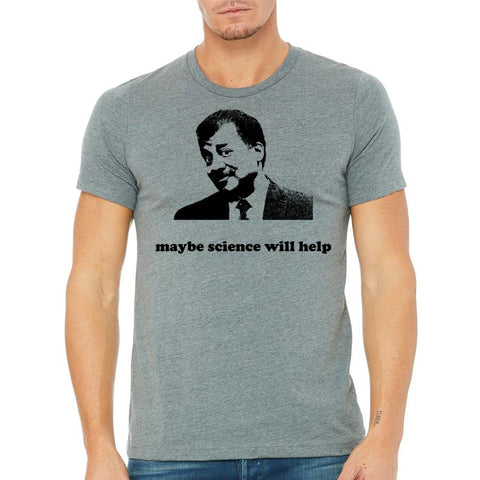 Neil Degrasse Science Men's T-Shirt