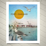 San Francisco Neighborhood Prints 5x7