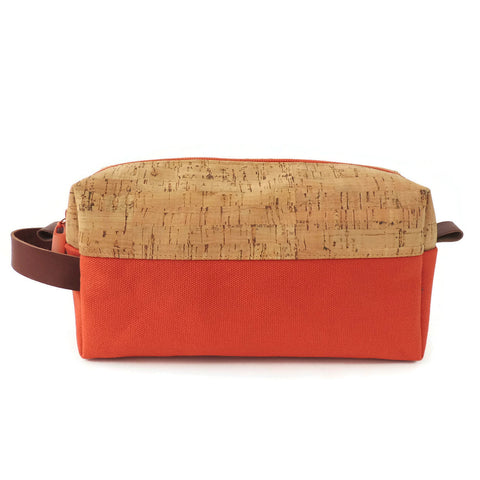 Cork Dopp Kit