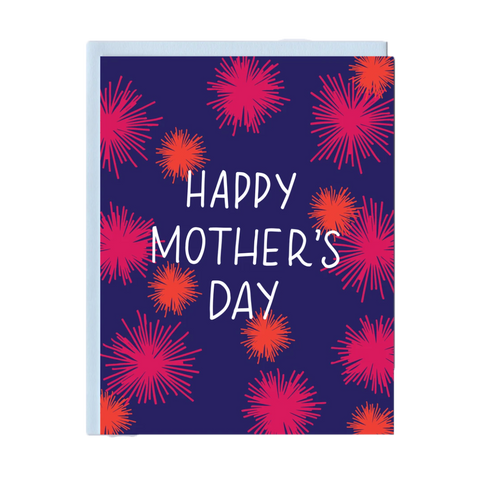 Pom Pom Mother's Day Greeting Card